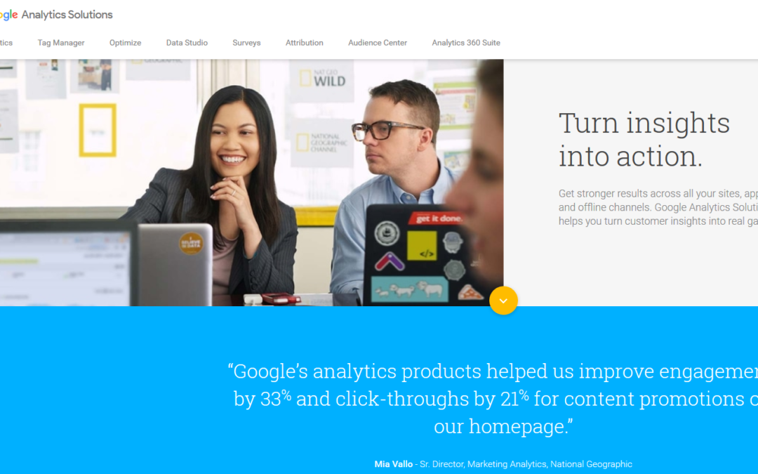 How To Test And Track Your Website Using Google Analytics